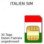 Italien Flatrate SIM